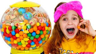 Harmful sweets & a useful story for children from Nadia and ABC baby show
