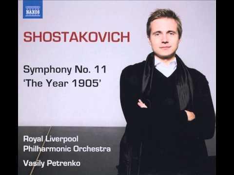 Shostakovich Symphony No.11 in G minor op.103