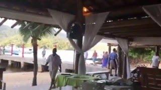 Julio Camargo é hostilizado em restaurante - Parte 2