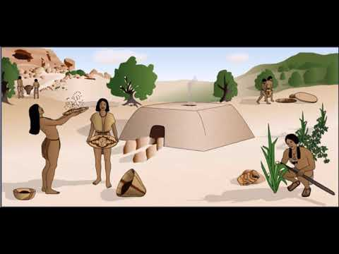 The ancient pueblo people