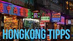 Hongkong Hacks   Tipps und Tricks für Hong Kong Reisen