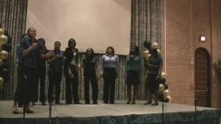 Holy Ghost Church & Ketch A Fire Medley