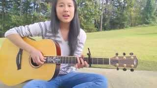 Live Like a Warrior - Matisyahu - Stephanie Hong Acoustic Cover