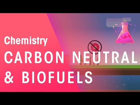 What Is Carbon Neutral and Biofuels   Chemistry for All   FuseSchool