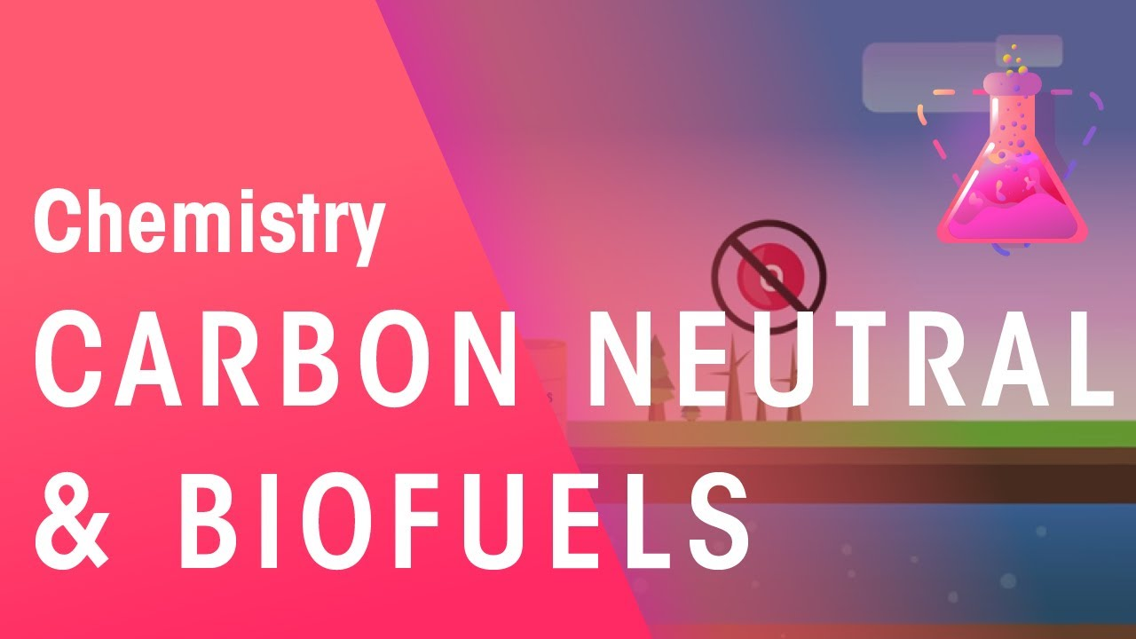 (May 2016) What Is Carbon Neutral and Biofuels | Environmental Chemistry | Chemistry | FuseSchool