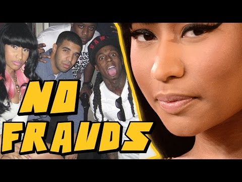 Nicki Minaj, Drake and Wayne Diss Remy Ma No Frauds