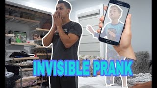 INVISIBLE PRANK ON LITTLE KID!!!! (MUST WATCH)