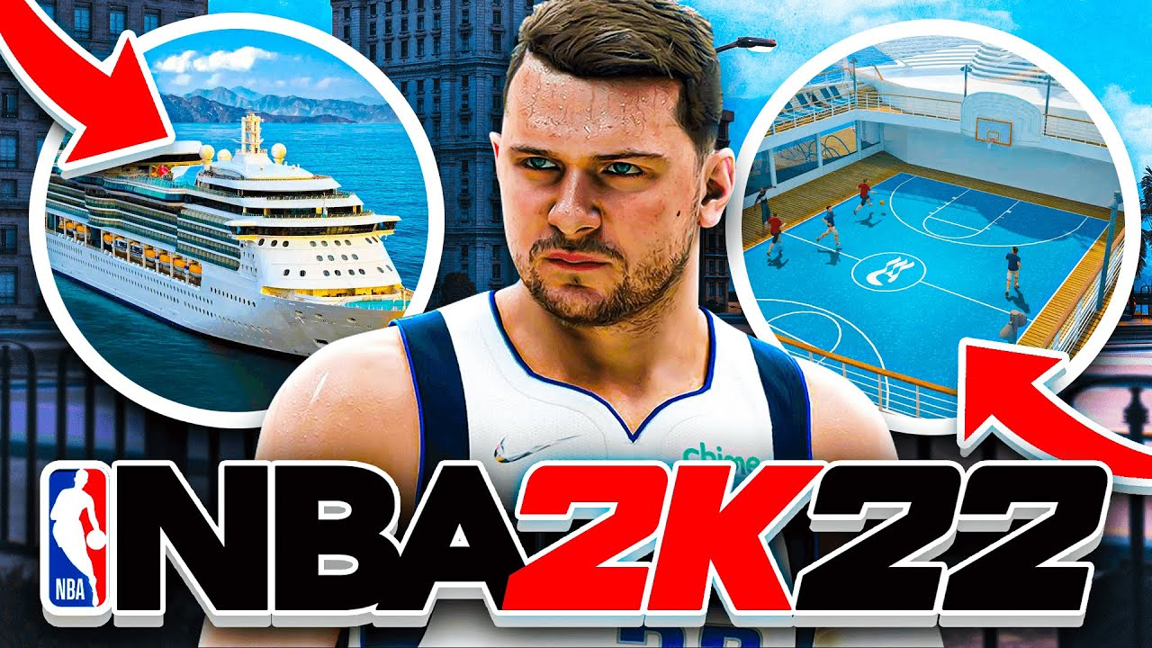 NBA 2K22 IS HERE.. NEW CRUISE SHIP PARK & GAMEPLAY REVEALED + MORE! NEW MATCHMAKING FEATURE NBA 2K22