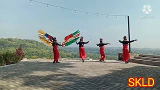 VOLARA Line Dance choreographer by Heru Tian (INA) & Erni Jasin (INA )//volara by Bernando La Fonte