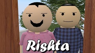 RISHTA - THE COMIC KING