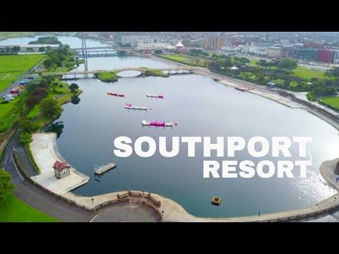 SOUTHPORT BRITISH SEASIDE RESORT 4K
