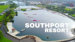 SOUTHPORT BRITISH SEASIDE RESORT 4K