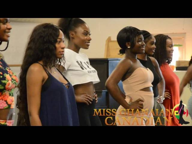 Miss Ghanaian Canadian - September 9, 2016