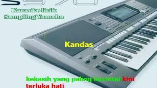 Kandas  [ Karaoke Sampling Yamaha Psr s970 ]