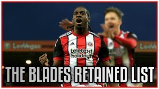 SHEFFIELD UNITED RELEASE 2 PLAYERS AND TRANSFER LIST 7!