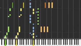 (Synthesia) Black Eyed Peas - Rock That Body PIANO