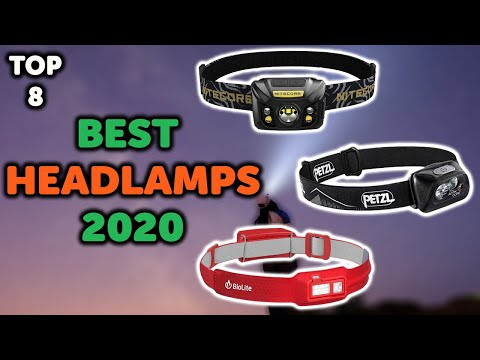 8 Best Headlamp 2020 | Top 8 Headlamps to Buy