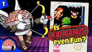 """""""Is It Fun?"""" - Kid Icarus NES Review"""