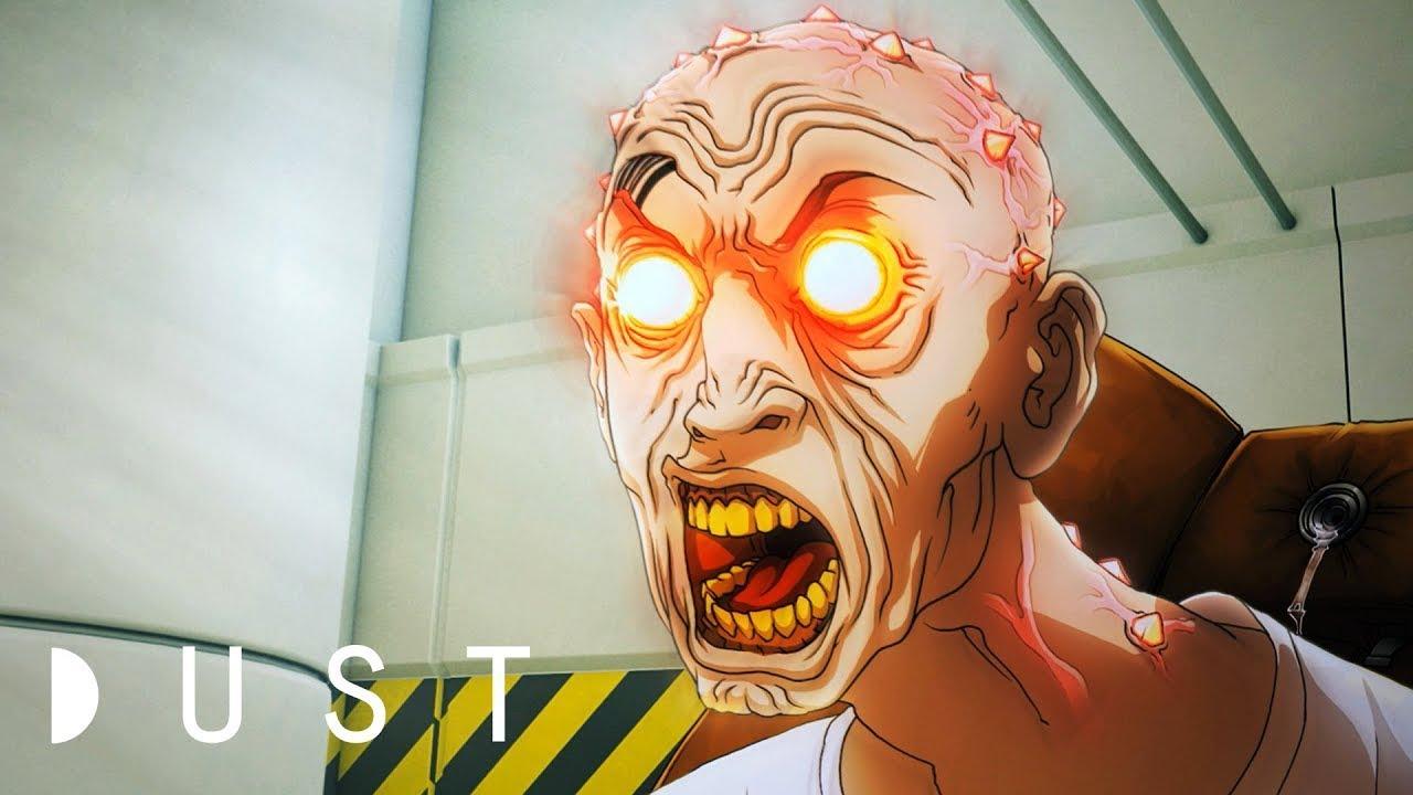 "Sci-Fi Short Film ""PostHuman"" | DUST"