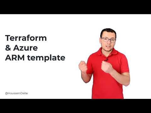 Don't do this in Terraform: Deploy ARM Templates