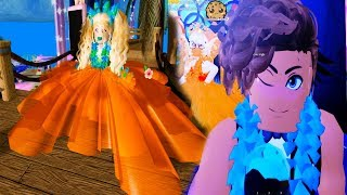 Dress Up Fashion Beauty Show - Royal High Sunset Island Summer Vacation - Video Game