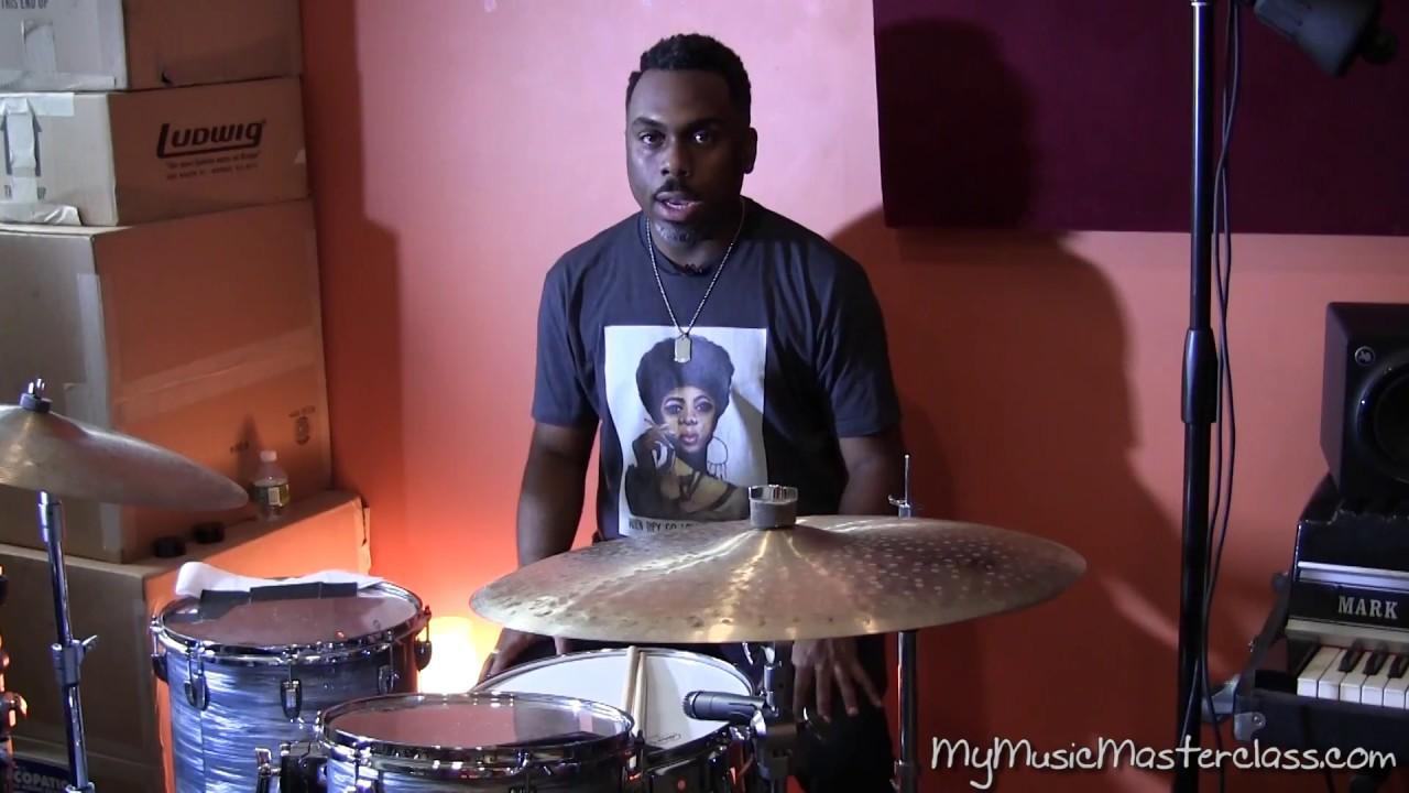 nate smith drum lesson