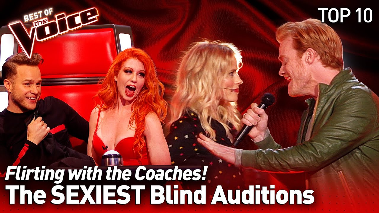 Download The SEXIEST Blind Auditions on The Voice | Top 10