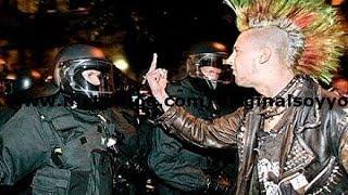 POLICIAS DE MIERDA