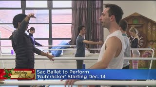 Sacramento Ballet 'Nutcracker' Performance