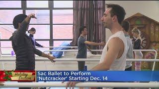 Sacramento Ballet 'Nutcracker' Performance