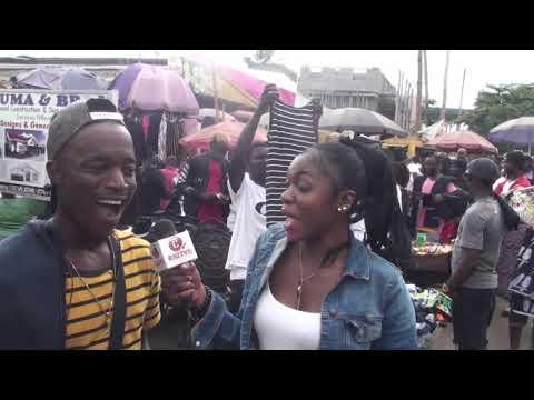 OIC Market in Buea Cameroon | On Street