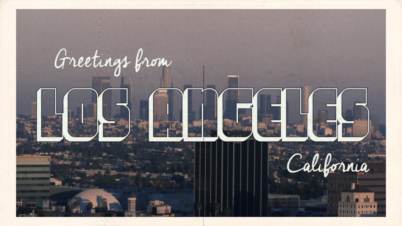 Los angeles california nyo usa video postcard youtube los angeles california nyo usa video postcard m4hsunfo