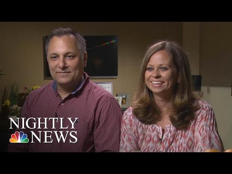 Couples Find Peace Through 'Sleep Divorce' | NBC Nightly News
