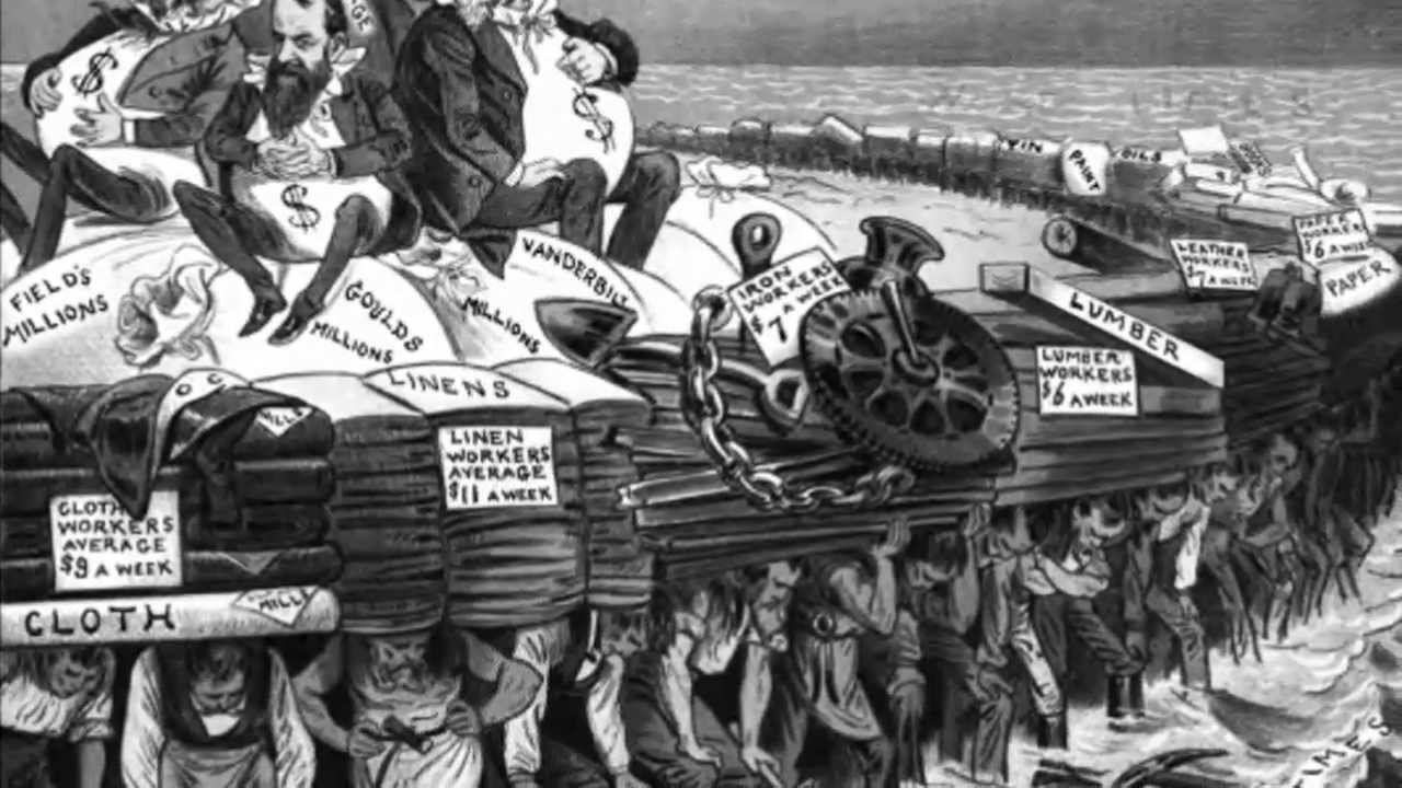What was the Gilded Age? - YouTube