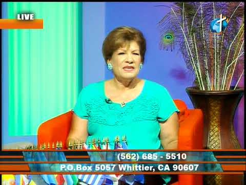 Under the Cloud of Glory with Aida Arevalo 08-16-2017