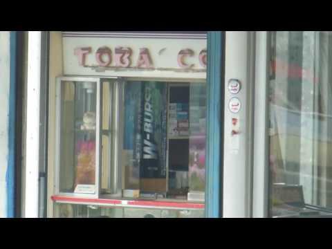 Tobacco Window in Japan!!