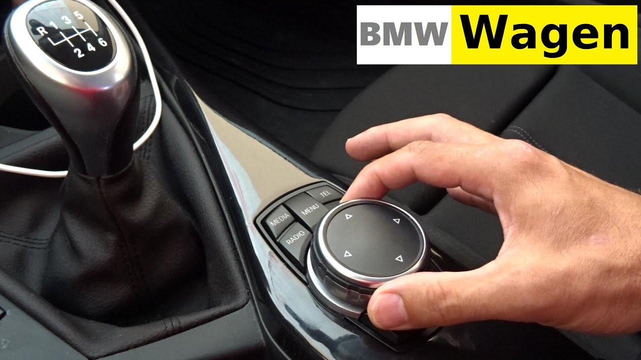 BMW F iDrive hidden service menu unlock access