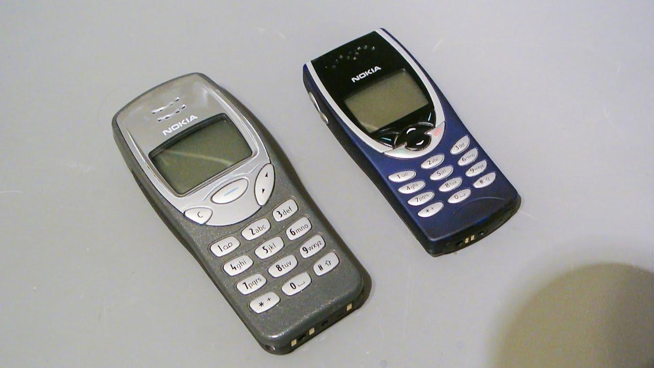 31 1 Zerlegung Nokia 3210 8210 Youtube