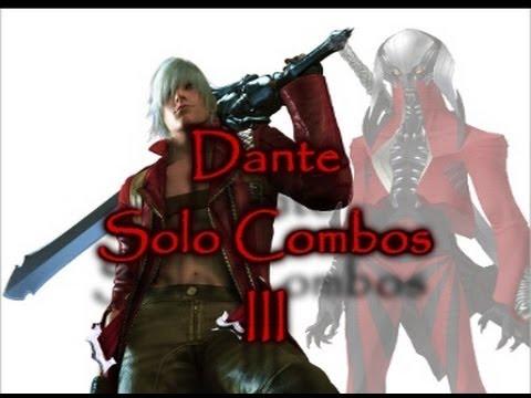 UMVC3: Dante Solo Combos III