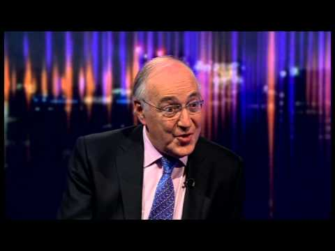 Michael Howard's twelfth answer - Newsnight