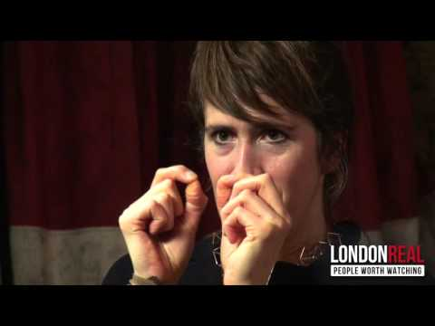 MYCELIUM BLOCKCHAIN FOR FAIR MUSIC - Imogen Heap on London Real