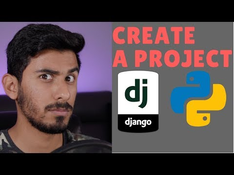 Python Django Tutorial 2018 for Beginners Part 1 - How to Cr