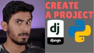 Python Django Tutorial 2018 for Beginners Part 1 - How to Create a Project