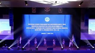 Tari Sparkling Surabaya 2019