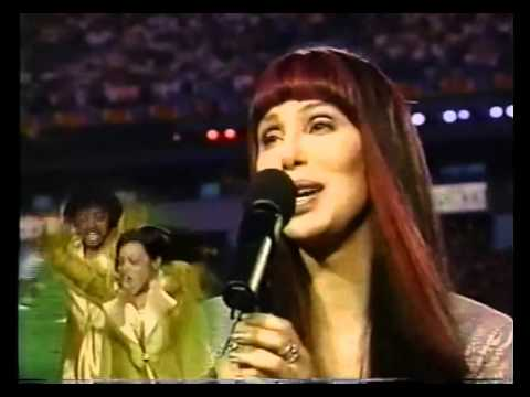 Cher - Super Bowl XXXIII (1999)