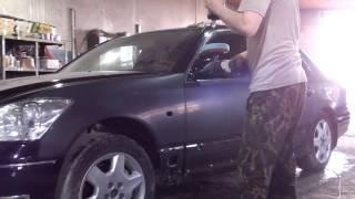 Кузовний ремонт Lexus LS 430 Фінал