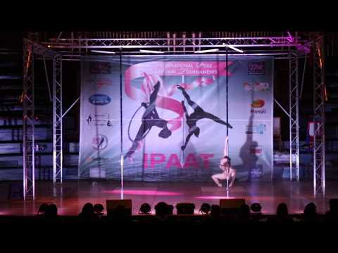 IPAAT 2018 Finals: Expert Pole 2nd Place: Chelsy Vaney