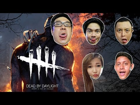 Bantai Para Youtubers! - Dead by Daylight (with Friends) [INDONESIA]