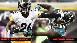 LEVEON BELL - BEST WORKOUTS - Preps for the NFL Season