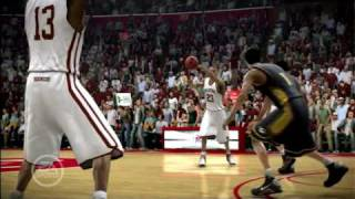 NCAA Basketball 09 Trailer